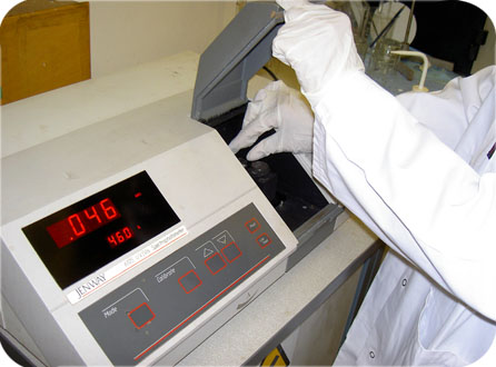 Chloride Analysis using a Spectrophotometer